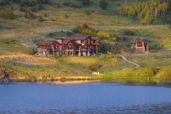 52+ Acre Estate on Colorado's Largest Private Lake