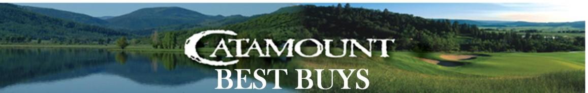 Catamount Best Buys Header